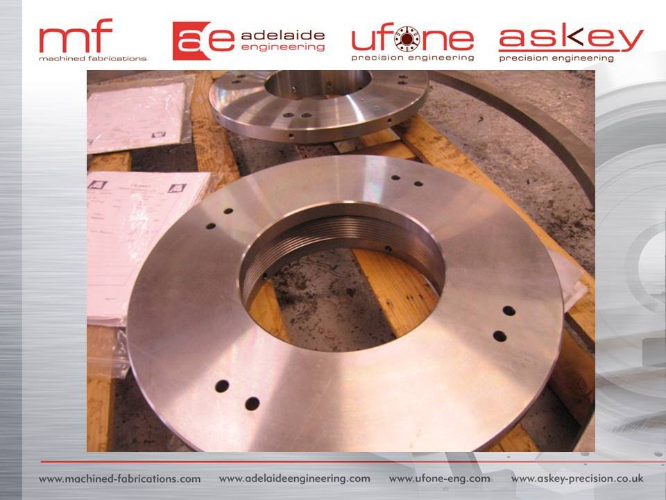 Sub-Contract Milling and Turning
