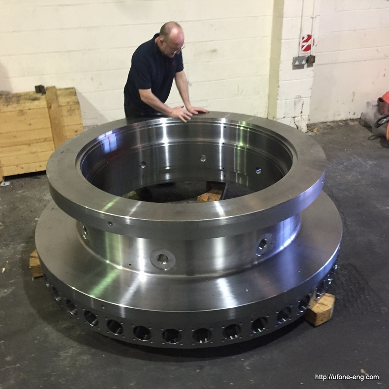 Large CNC Milling and Turning